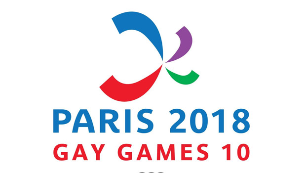 Gay Games 2018 - Paris