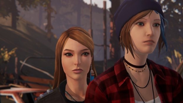 Jogo Life is Strange: Before the Storm