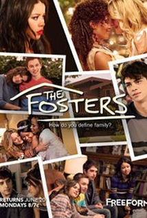 Poster The Fosters